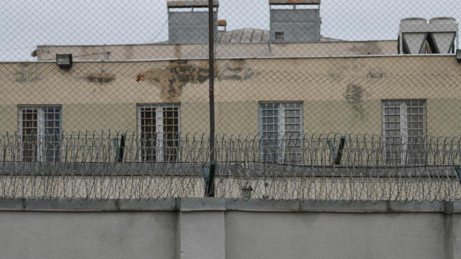 Руставская тюрьма  - Sputnik Грузия, 1920, 04.10.2021