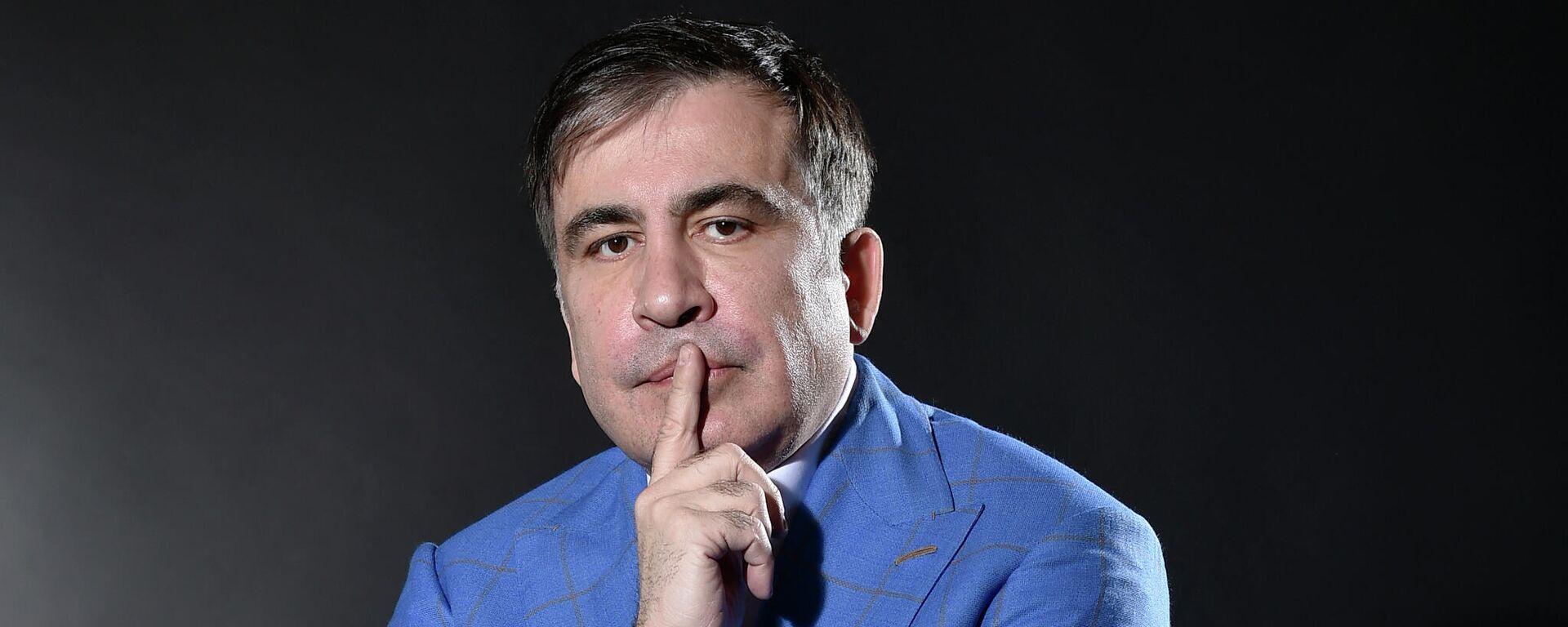 Михаил Саакашвили - Sputnik Грузия, 1920, 07.10.2021