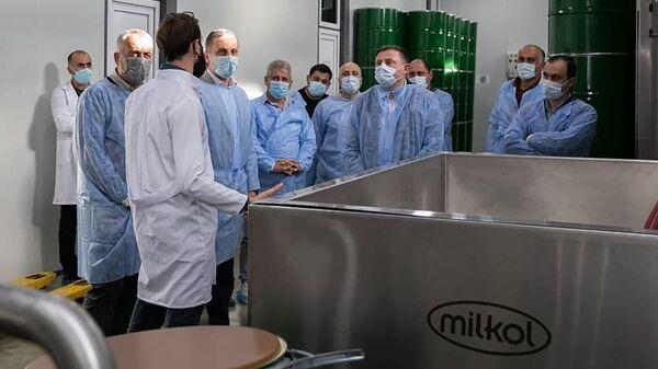 თაფლის ქარხანა სამტრედიაში - Sputnik საქართველო