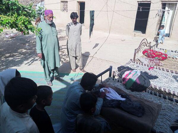 Также, подземные толчки ощущались в Кветте, Сибби, Пишине, Чамане и ряде других городов провинции Белуджистан - Sputnik Грузия