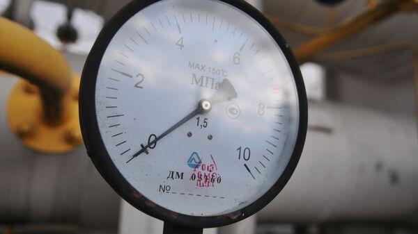 Газовый манометр. Архивное фото - Sputnik Грузия