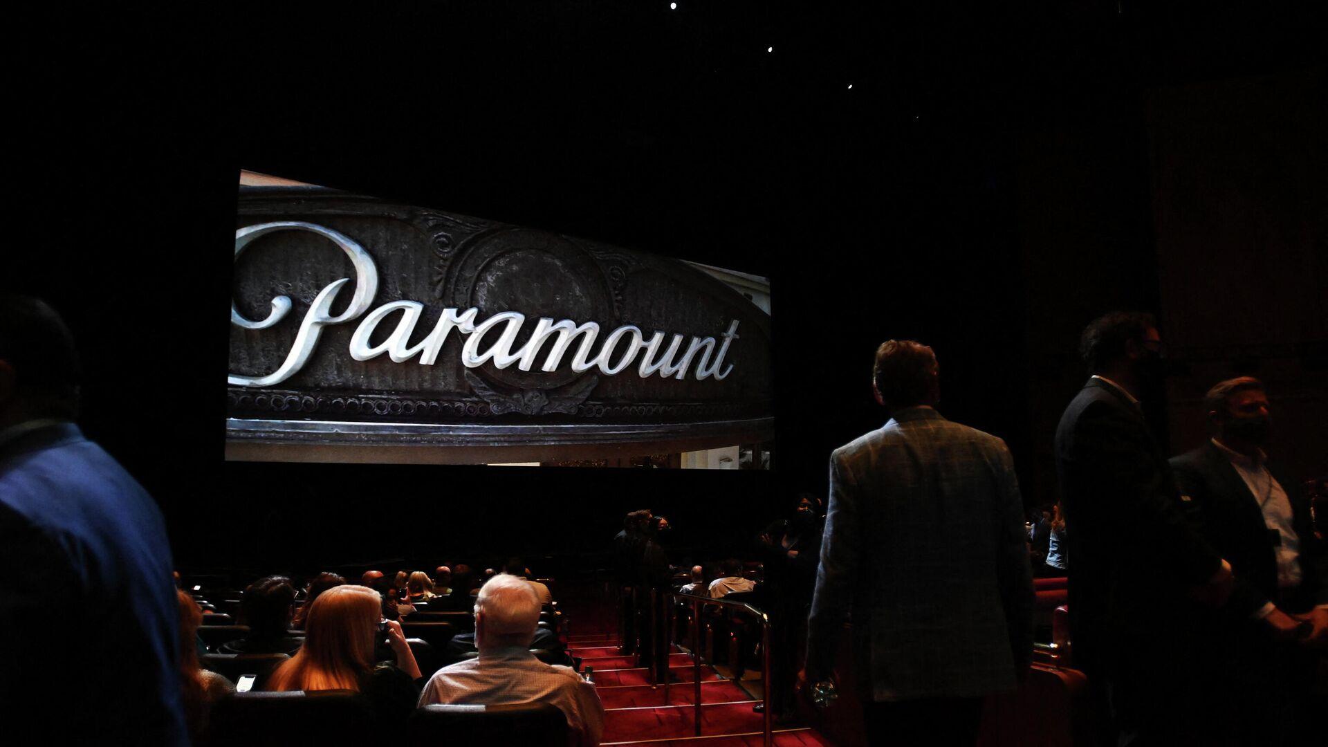 Логотип Paramount Pictures - Sputnik Грузия, 1920, 13.10.2021