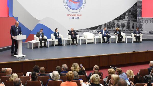 VII Всемирный конгресс российских соотечественников, проживающих за рубежом - Sputnik Грузия