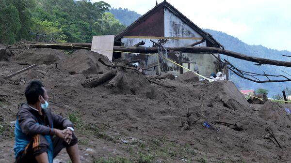 Последствия землетрясения на Бали - Sputnik Грузия