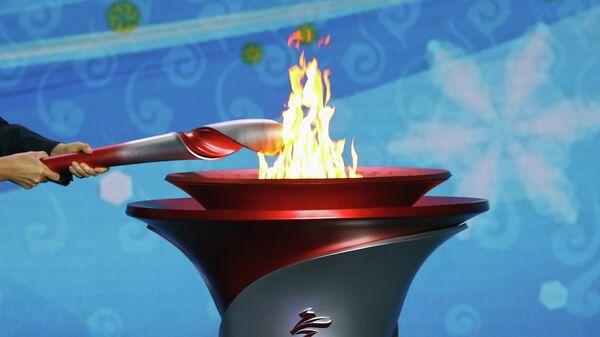 Олимпийский огонь - Sputnik Грузия