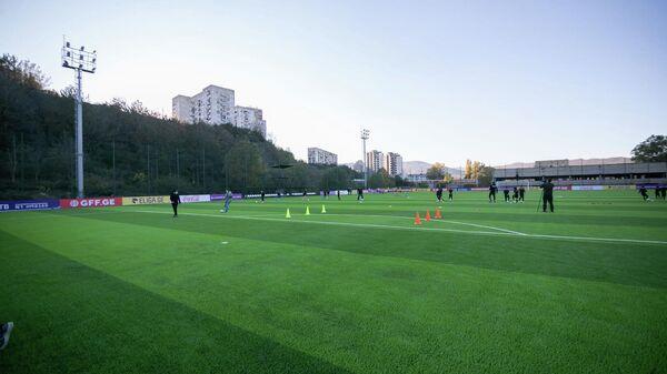 Новый футбольный центр на Плато Нуцубидзе в Тбилиси - Sputnik Грузия