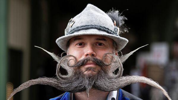 Конкурс бородачей в Германии - Sputnik Грузия