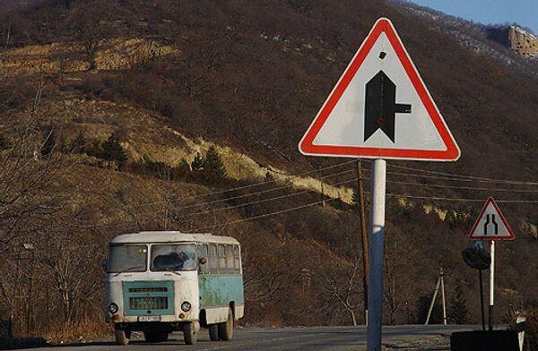 Сельская дорога - Sputnik Грузия