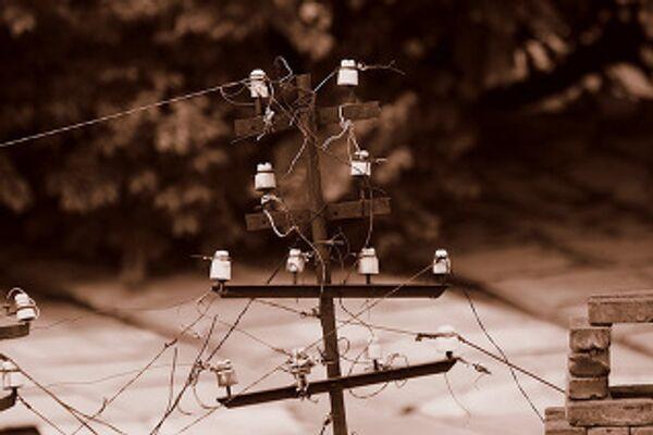 электроэнергия, провода - Sputnik Грузия