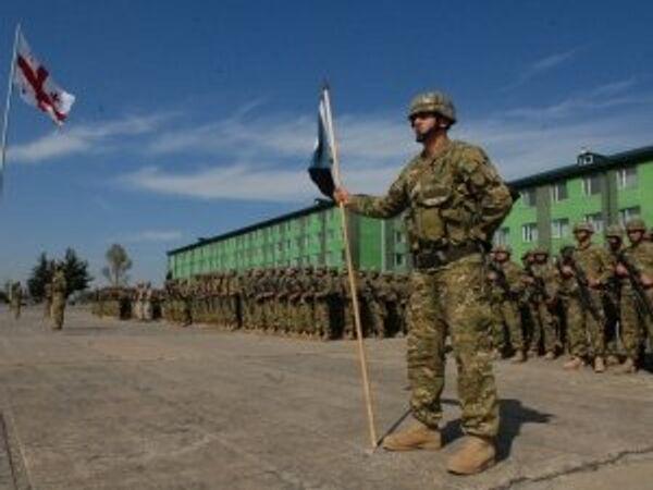 Грузинская армия, ротация, Афганистан - Sputnik Грузия