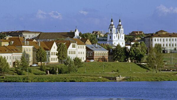 Исторический центр города Минска - Sputnik Грузия