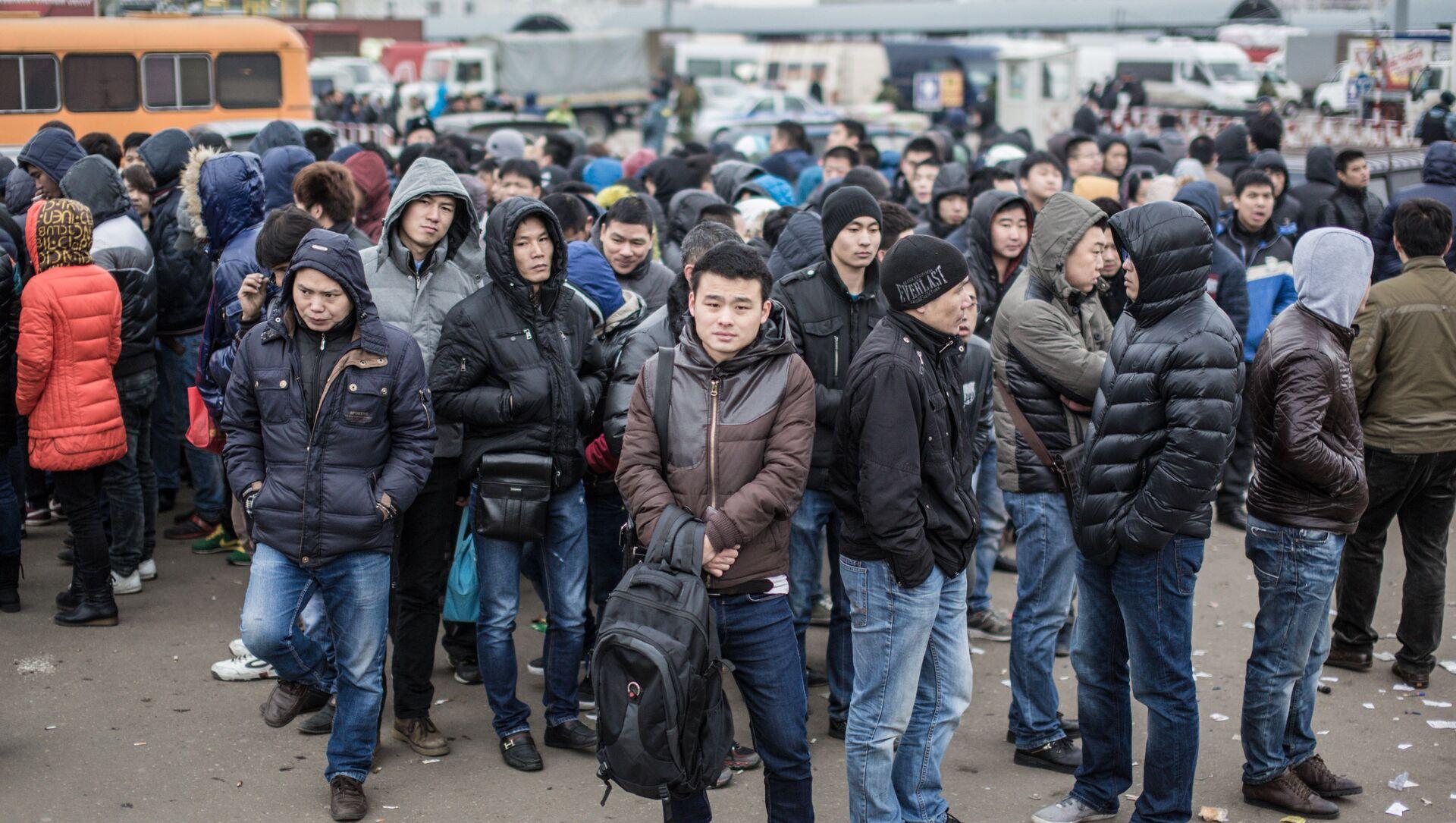 Полиция проводит проверку миграционного законодательства  - Sputnik Грузия, 1920, 29.03.2021