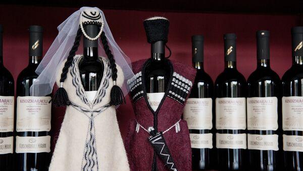 Роспотребнадзор разрешил грузинским производителям поставки вина - Sputnik Грузия