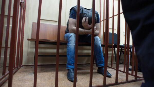 Рассмотрение ходатайства следствия об аресте фигурантов дела об убийстве Б.Немцова - Sputnik Грузия