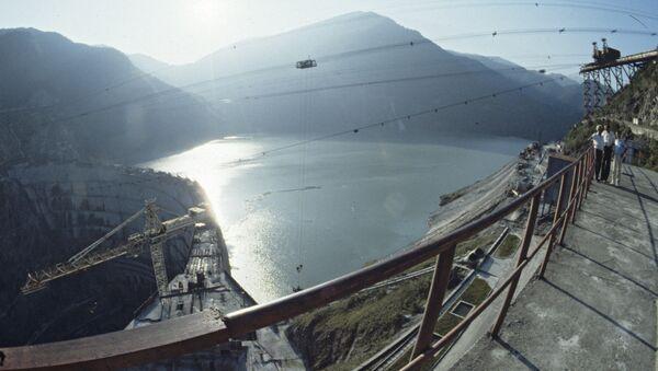Ингурская ГЭС - Sputnik Грузия