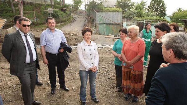 Министр юстиции Грузии Тея Цулукиани - Sputnik Грузия