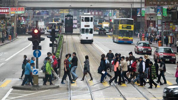 Города мира. Гонконг - Sputnik Грузия