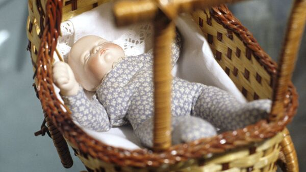 მძინარე ჩვილი - Sputnik საქართველო