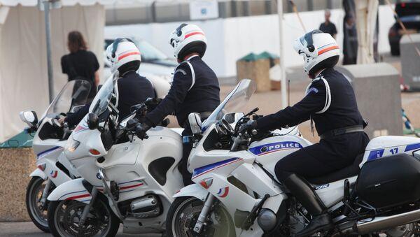Полиция Франции - Sputnik Грузия