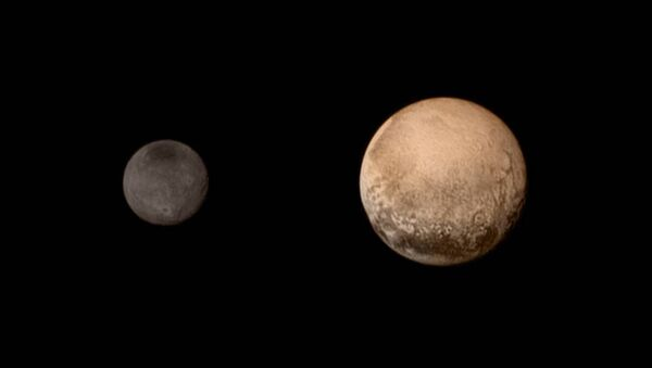 New Horizons подошел к Плутону - Sputnik Грузия
