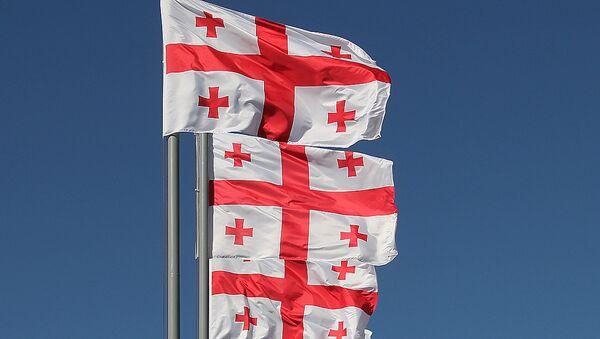 Флаги Грузии грузинский флаг - Sputnik Грузия