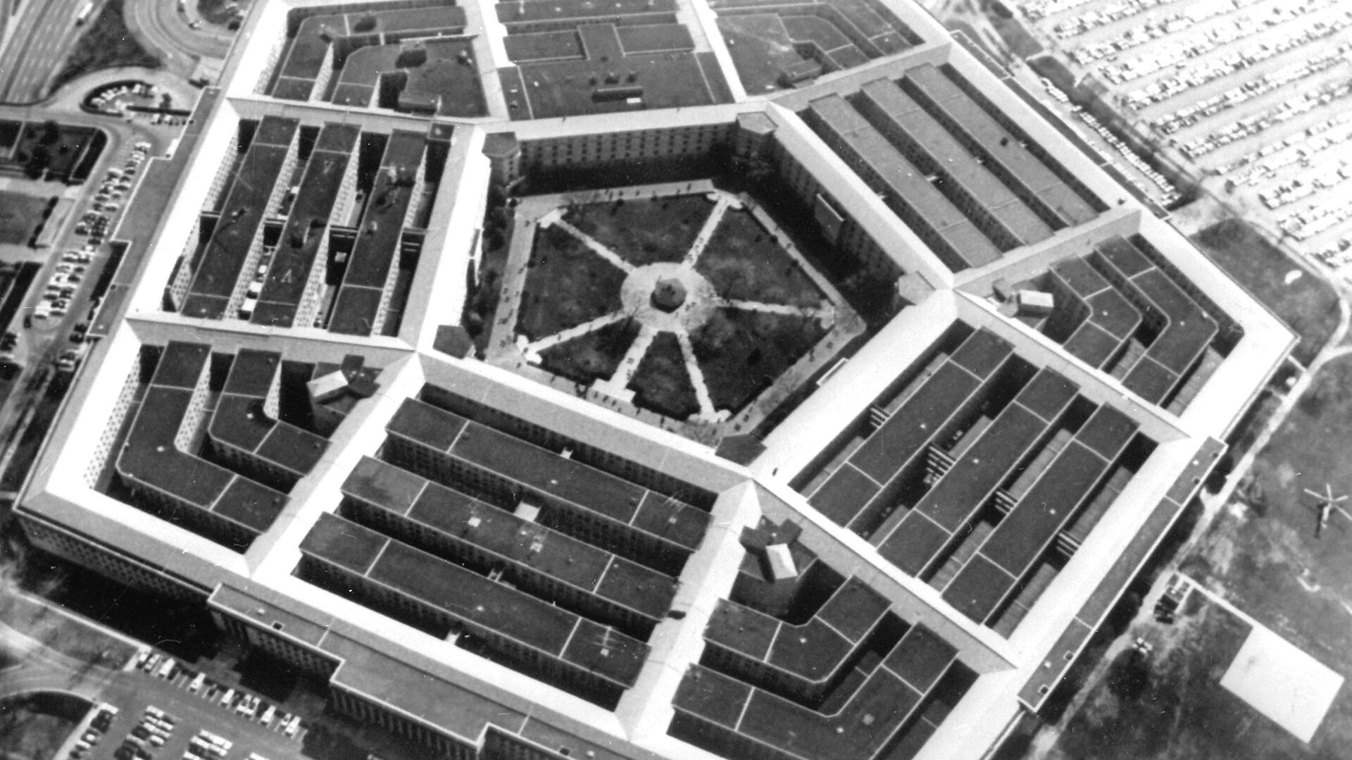 Пентагон - Sputnik Грузия, 1920, 07.04.2021