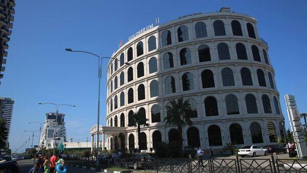 Гостиница Colosseum Marina в Батуми - Sputnik Грузия