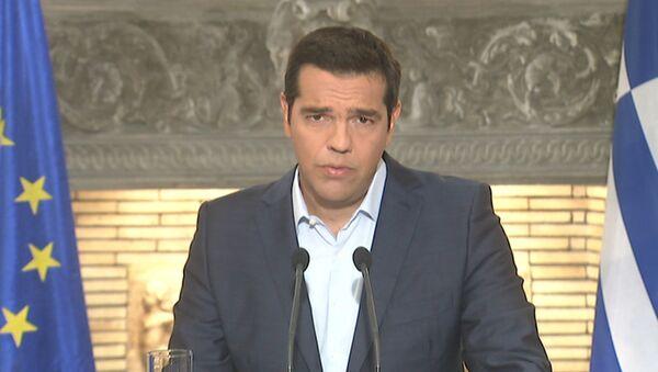 ციპრასმა საბერძნეთის პრემიერ-მინისტრის პოსტის დატოვების მიზეზი განმარტა - Sputnik საქართველო