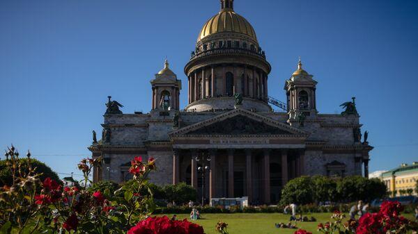 Исаакиевский собор в Санкт-Петербурге - Sputnik Грузия