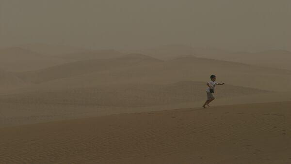 Песчаная буря - Sputnik Грузия