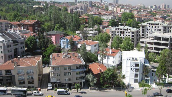 Вид на Анкару - Sputnik Грузия
