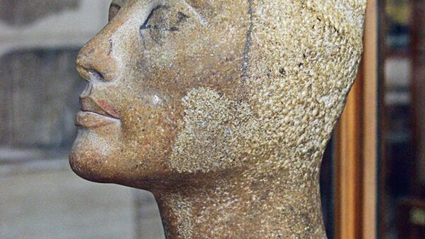 Египетская царица Нефертити - Sputnik Грузия