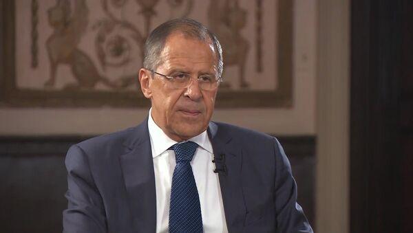 Лавров рассказал об общих целях России и США на Ближнем Востоке - Sputnik Грузия