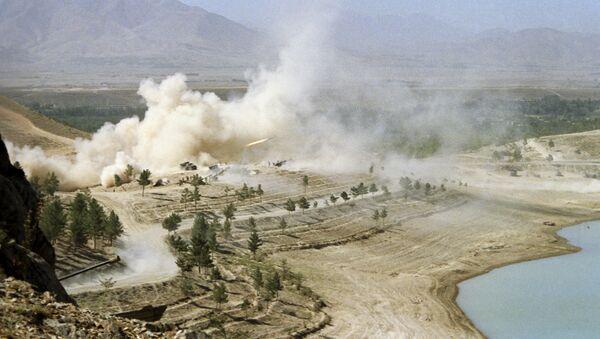 სამხედრო ოპერაცია ავღანეთში - Sputnik საქართველო