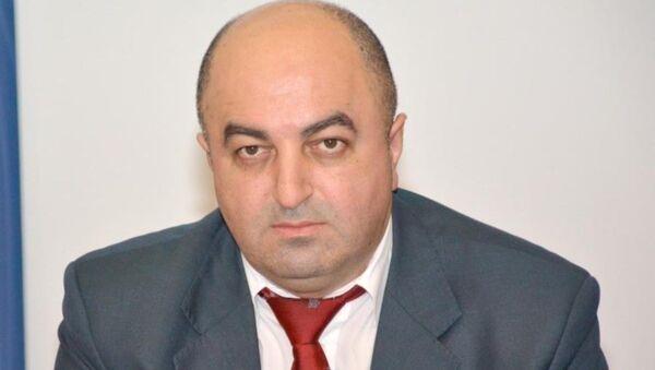 Народный защитник Грузии Уча Нануашвили - Sputnik Грузия