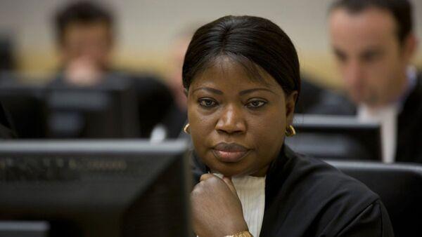 სისხლის სამართლის საერთაშორისო სასამართლოს პროკურორი ფატუ ბენსუდა - Sputnik საქართველო