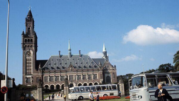 Штаб-квартира Международного суда ООН в Гааге - Sputnik Грузия