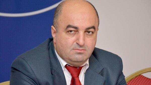 Народный защитник Уча Нануашвили - Sputnik Грузия