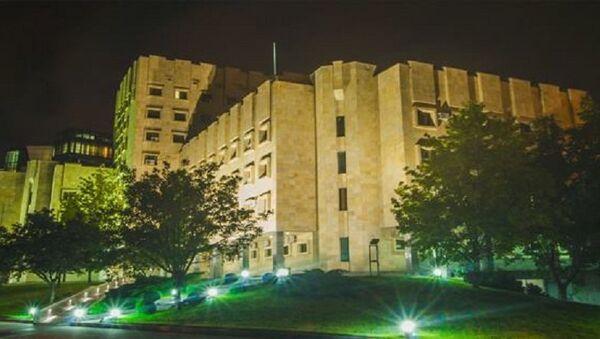 Здание Главной прокуратуры Грузии - Sputnik Грузия