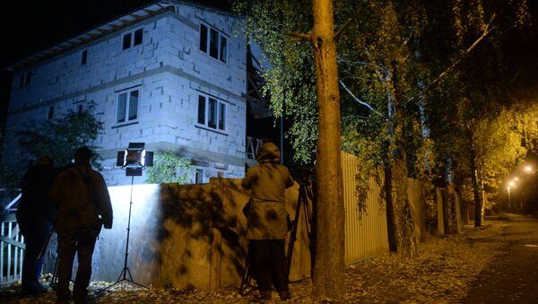 Тело Амирана Георгадзе найдено в деревне Тимошкино - Sputnik Грузия