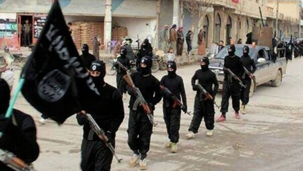 ისლამური სახელმწიფოს ტერორისტები - Sputnik საქართველო