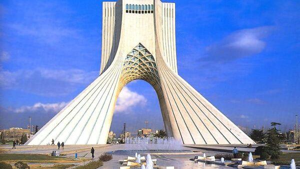 Столица Ирана - Тегеран - Sputnik Грузия