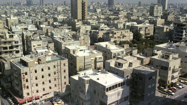 Вид на город Тель-Авив - Sputnik Грузия