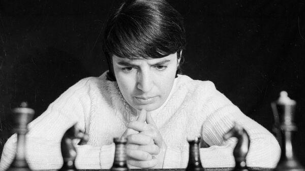 Чемпионка мира по шахматам Нона Гаприндашвили. Архивное фото - Sputnik Грузия