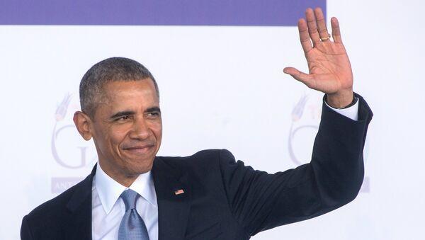 Экс-президент США Барак Обама - Sputnik Грузия