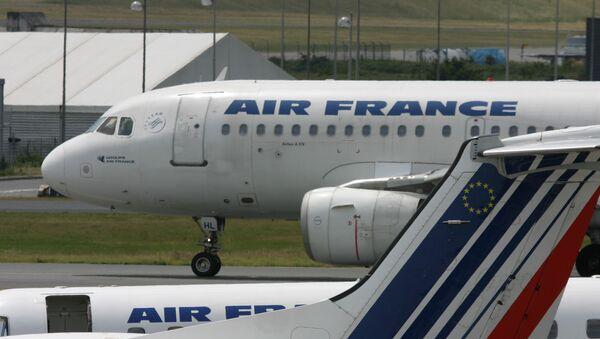 Пассажирские лайнеры Air France - Sputnik Грузия