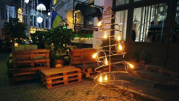 Фестиваль елок в Тбилиси - Sputnik Грузия