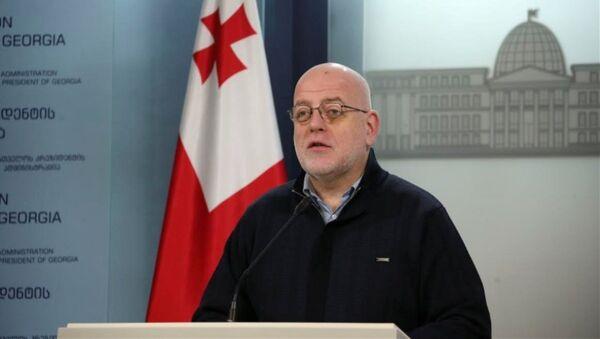 Председатель комиссии по помилованию Звиад Коридзе - Sputnik Грузия