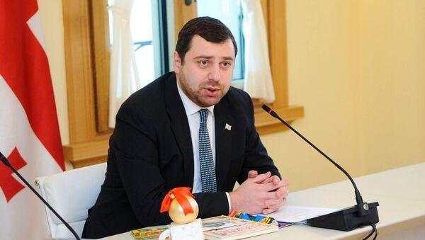 Глава администрации президента Георгий Абашишвили - Sputnik Грузия