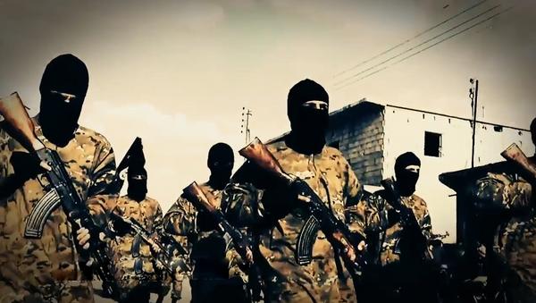 Террористы ИГ - Sputnik Грузия
